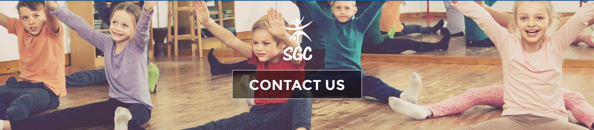 Banner picture for Contact Us page for Springfield Gymnastics Center
